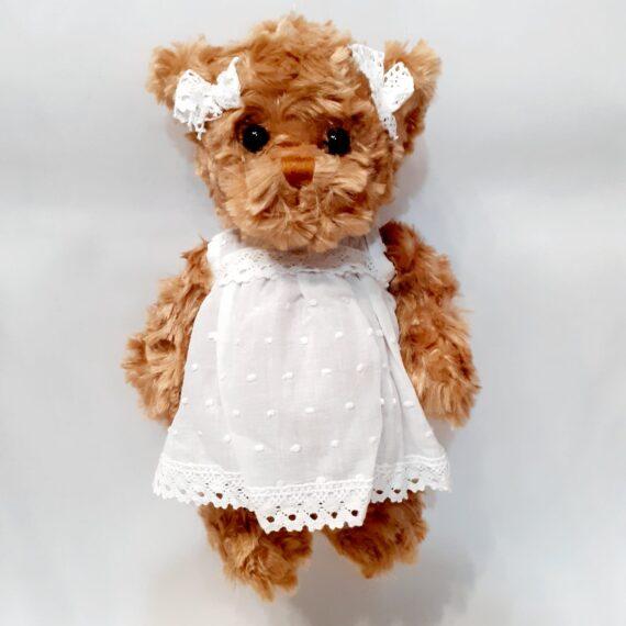 Orsetta Hedvig vestito bianco