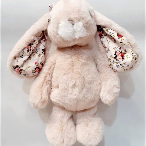 Coniglietta peluches rosa pallido (Niggia)