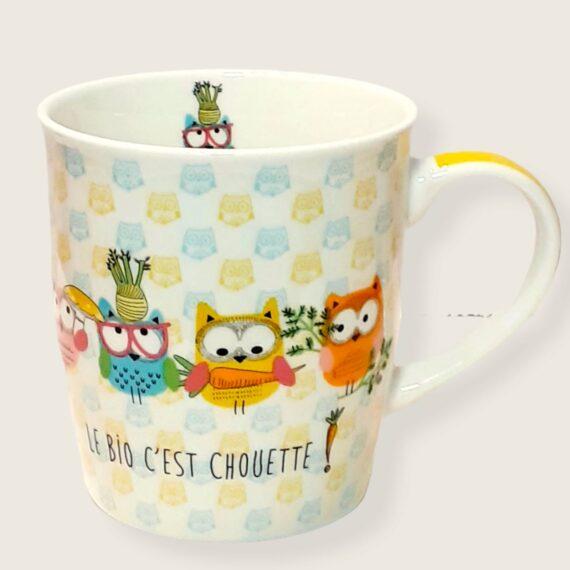 Gufetti Veggy tazza mug